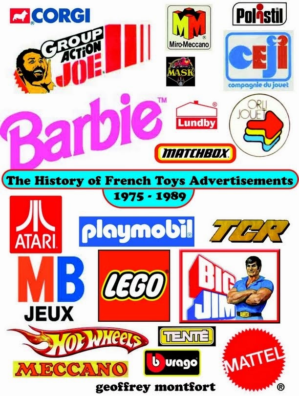 The History of French Toys Advertisements/Jouets en Images