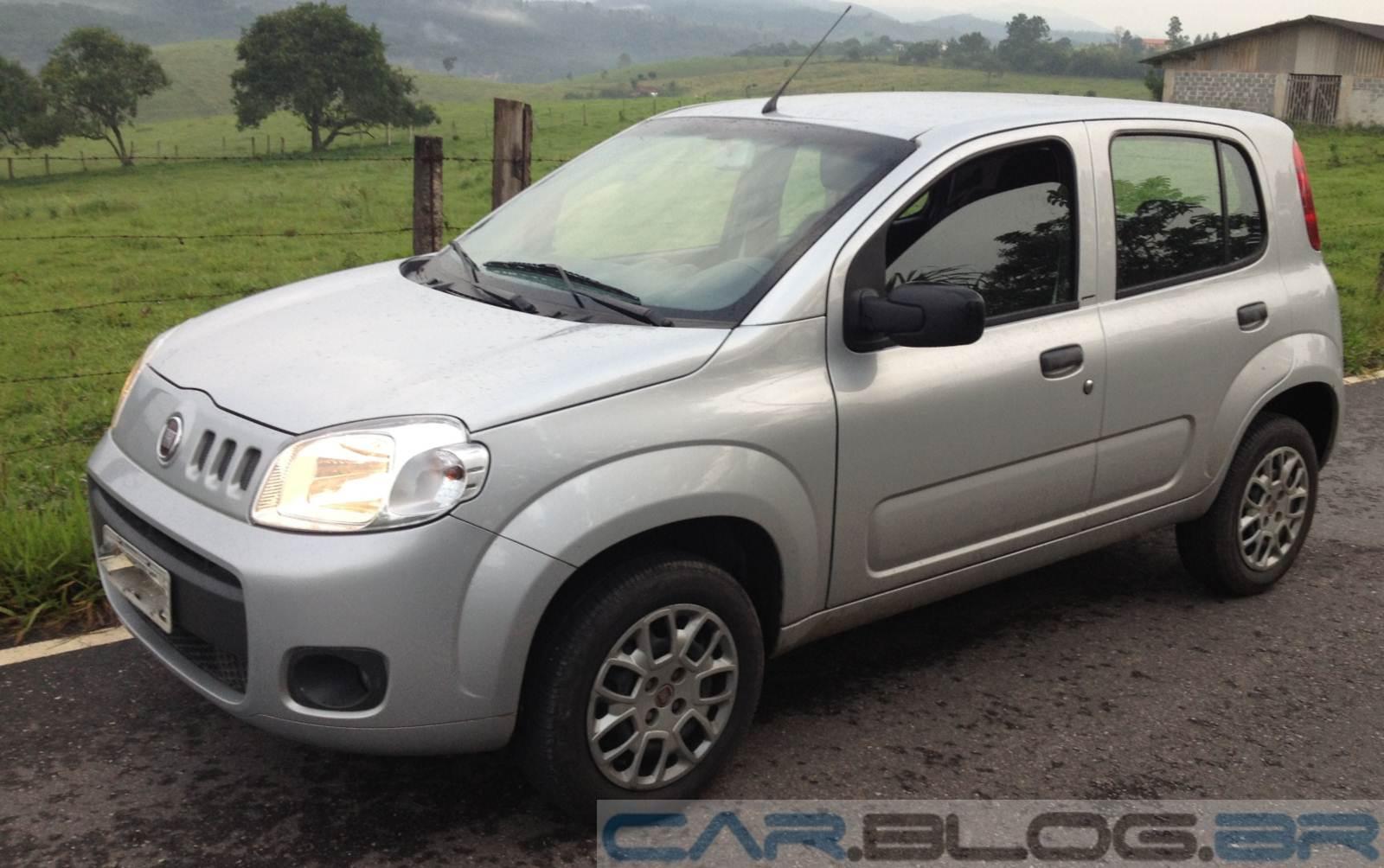 Fiat Uno x Volkswagen up! - comparativo