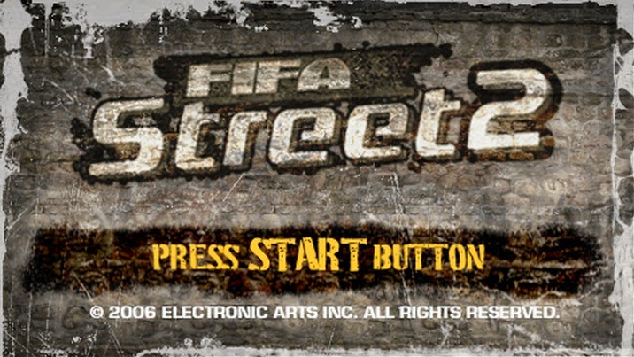 download Fifa Street2 CSO Untuk Game PPSSPP