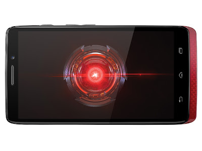 Motorola Droid Ultra Red