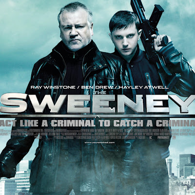 The Sweeney for iPad Wallpaper