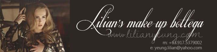 Lilian Yeung// Make-Up Blog