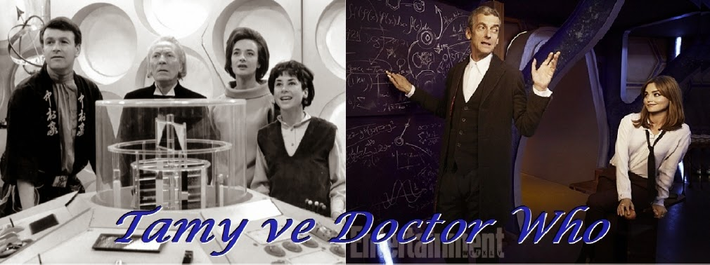 Tamy ve Doctor Who