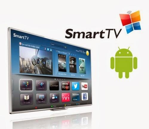 In arrivo per Giugno 2014 le prime televisioni con sistema operativo Android di Philips
