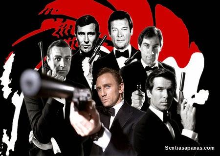 James Bond 007 History