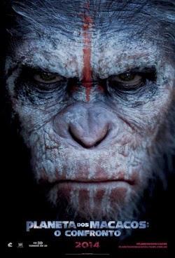 Planeta dos Macacos: O Confronto - Torrent (2014)