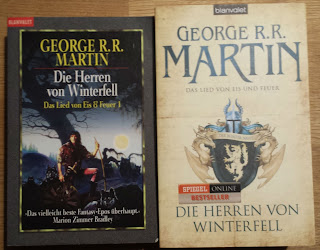 Die Herren von Winterfell - alt vs neu