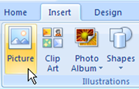 إدراج ملفات الاوتوكاد في برامج MS Word و PowerPoint Image2
