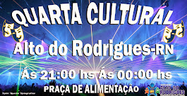 QUARTA CULTURAL ALTO DO RODRIGUES