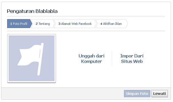 Cara Membuat Fanspage di Facebook