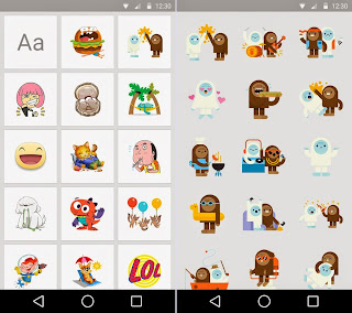 Download Sticker for Facebook messenger Free