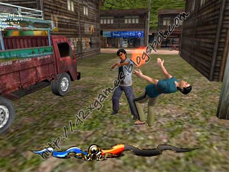 Free Download Games - Tom Yum Goong