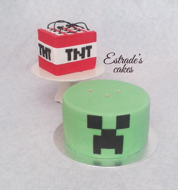 tarta Minecraft 3