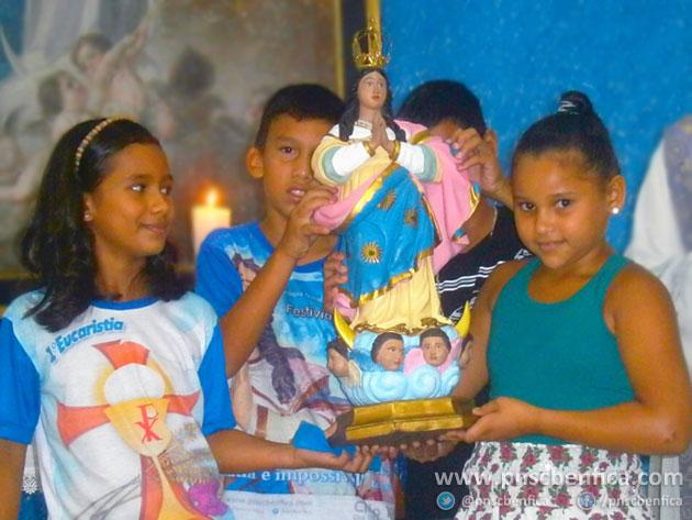 Círio das Crianças Benfica Pará