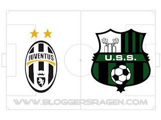 Prediksi Pertandingan Juventus vs Sassuolo