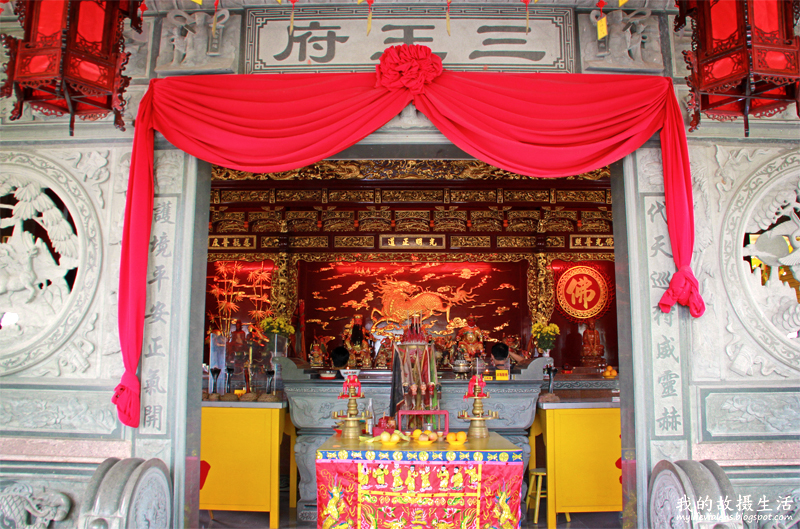 Chinese Temples at Bukit Mertajam and Butterworth