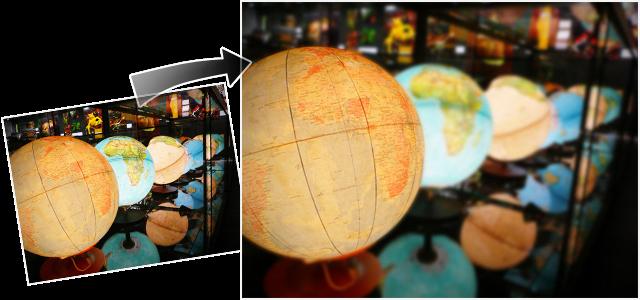 GIMP2の使い方 | 背景ボケを画像加工で再現する