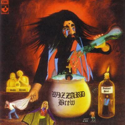 Wizzard - Wizzard Brew 1973 (UK, Glam Rock, Pop-Rock)
