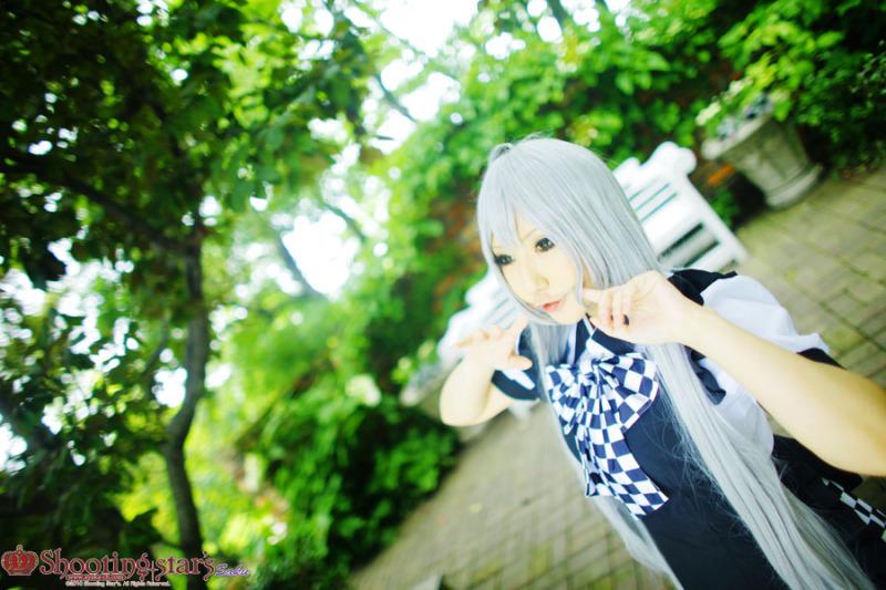 CosRain.Com Sakuya's COSPLAY - Haiyore! Nyaruko-san