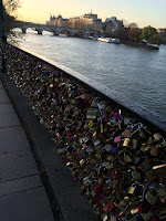 Locks by Seine