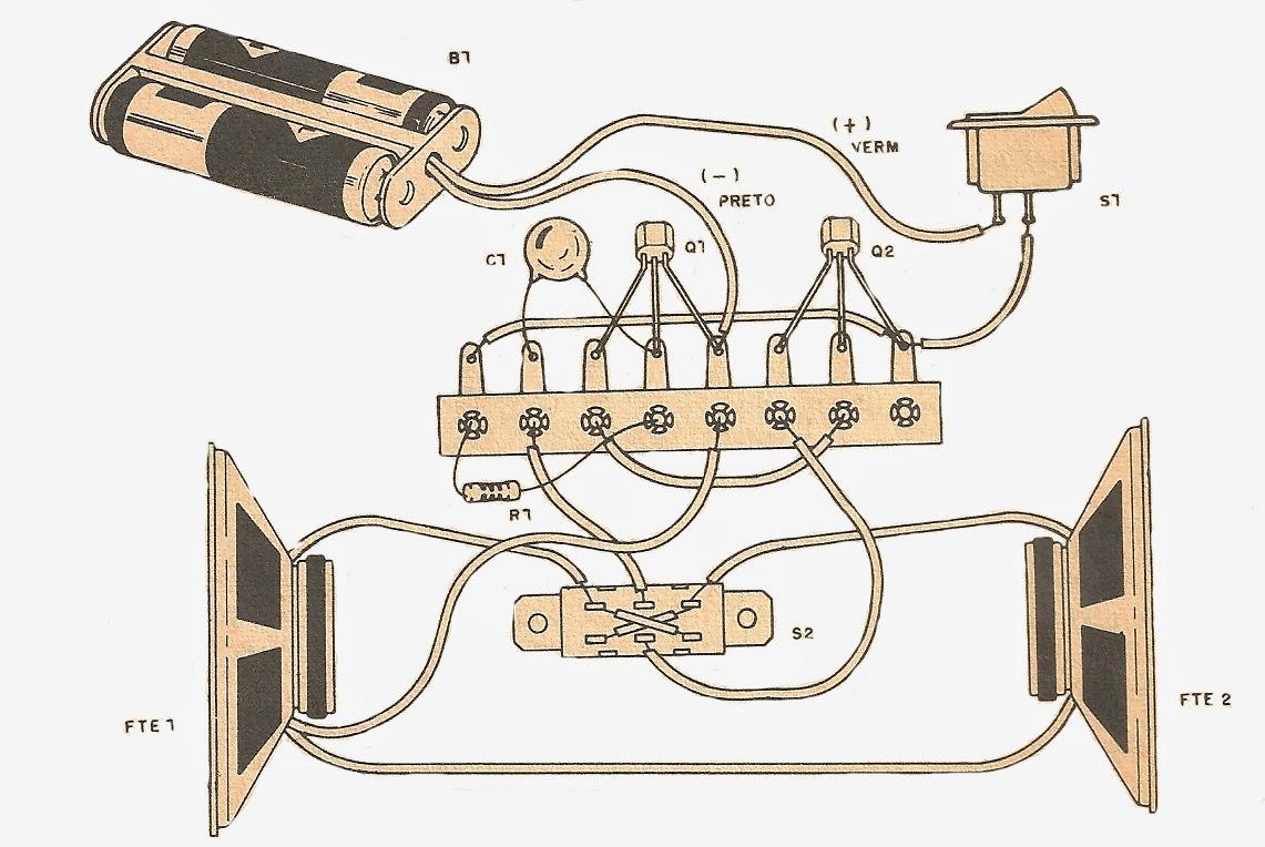 Muito projetos de eletronica SG13