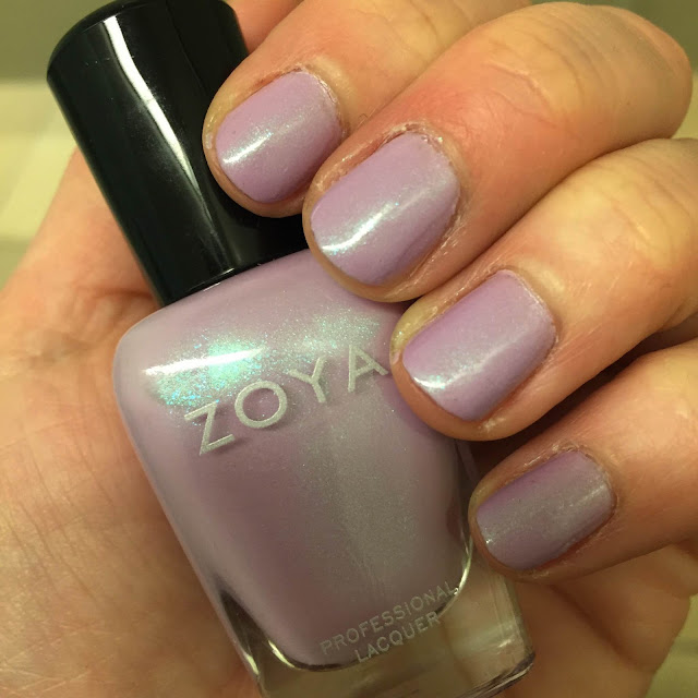 Zoya, Zoya Leslie, Zoya Spring 2015 Delight Collection, nails, nail polish, nail lacquer, nail varnish, manicure, #ManiMonday, Mani Monday
