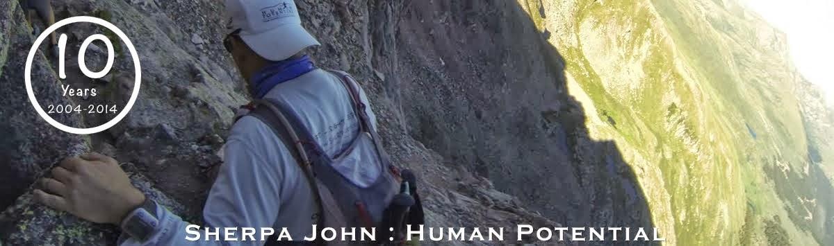 Sherpa John: Human Potential