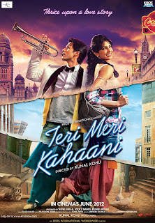 Teri Meri Kahaani (2012) Hindi Movie 480p DVDRip [390MB]