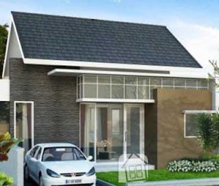 Desain Gambar Rumah Minimalis 1 Lantai yang Modern