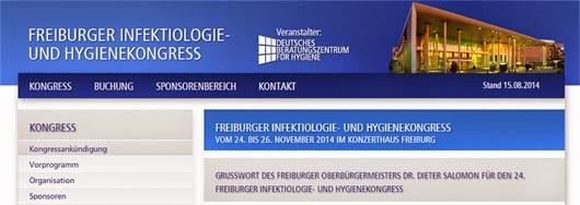 24. Freiburger Infektiologie- und Hygienekongress