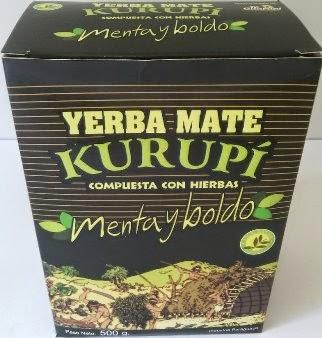 Erva Mate Kurupi Paraguaia/internet