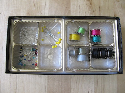 chocolate box organizer