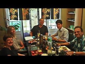Déjeuner-rencontre du 14 août 2013