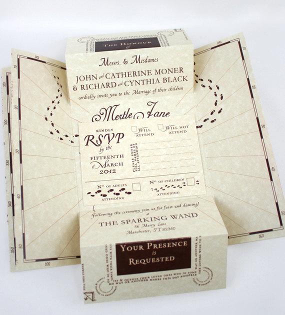 The Rebellious Invite ~ The Rebellious Brides