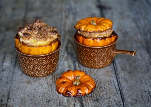 munchkin pumpkin soufflés recipe msmarmitelover