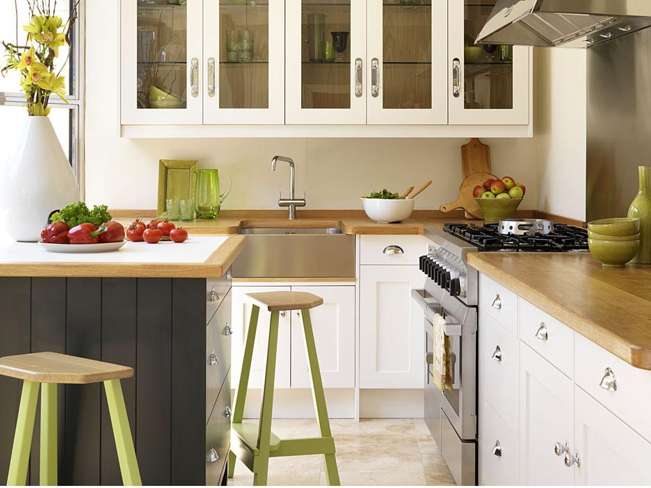 Let 39 s decorate online adding space with a functional kitchen island - Functional kitchen island with sink ...