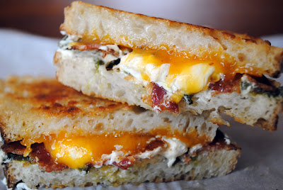 From Everyday to Gourmet: Jalapeno Popper Grilled Cheese Sandwich ...