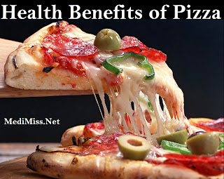 Health Benefits of Pizza