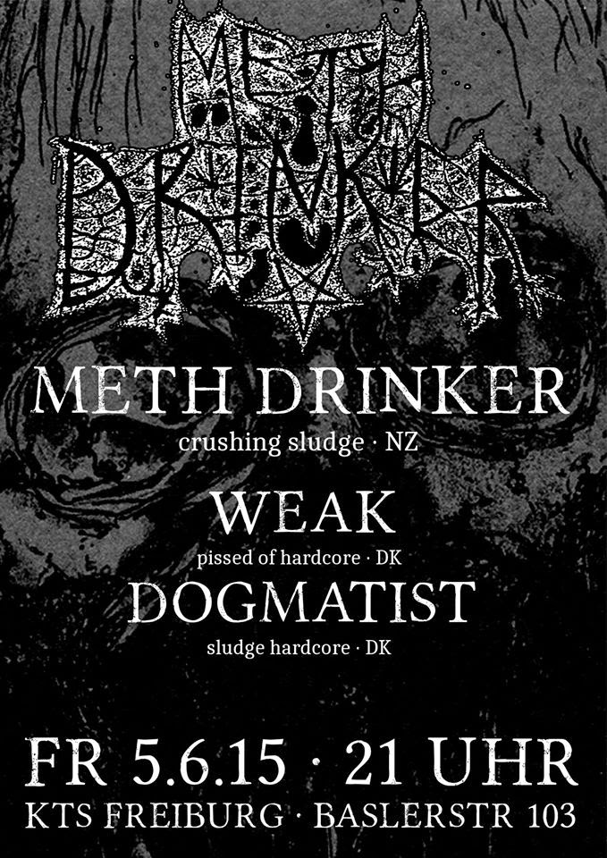 Methdrinker Euro Tour