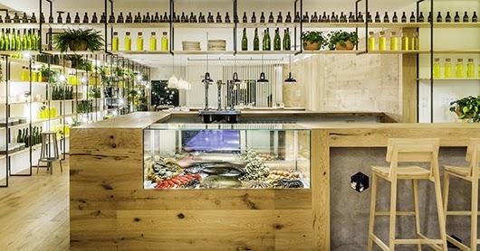 Marzua zooco estudio dise a el restaurante atrapallada - Restaurante atrapallada madrid ...