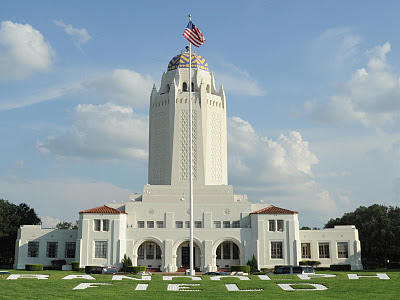 Randolph Air Force Base - HQ (Taj Mahal)