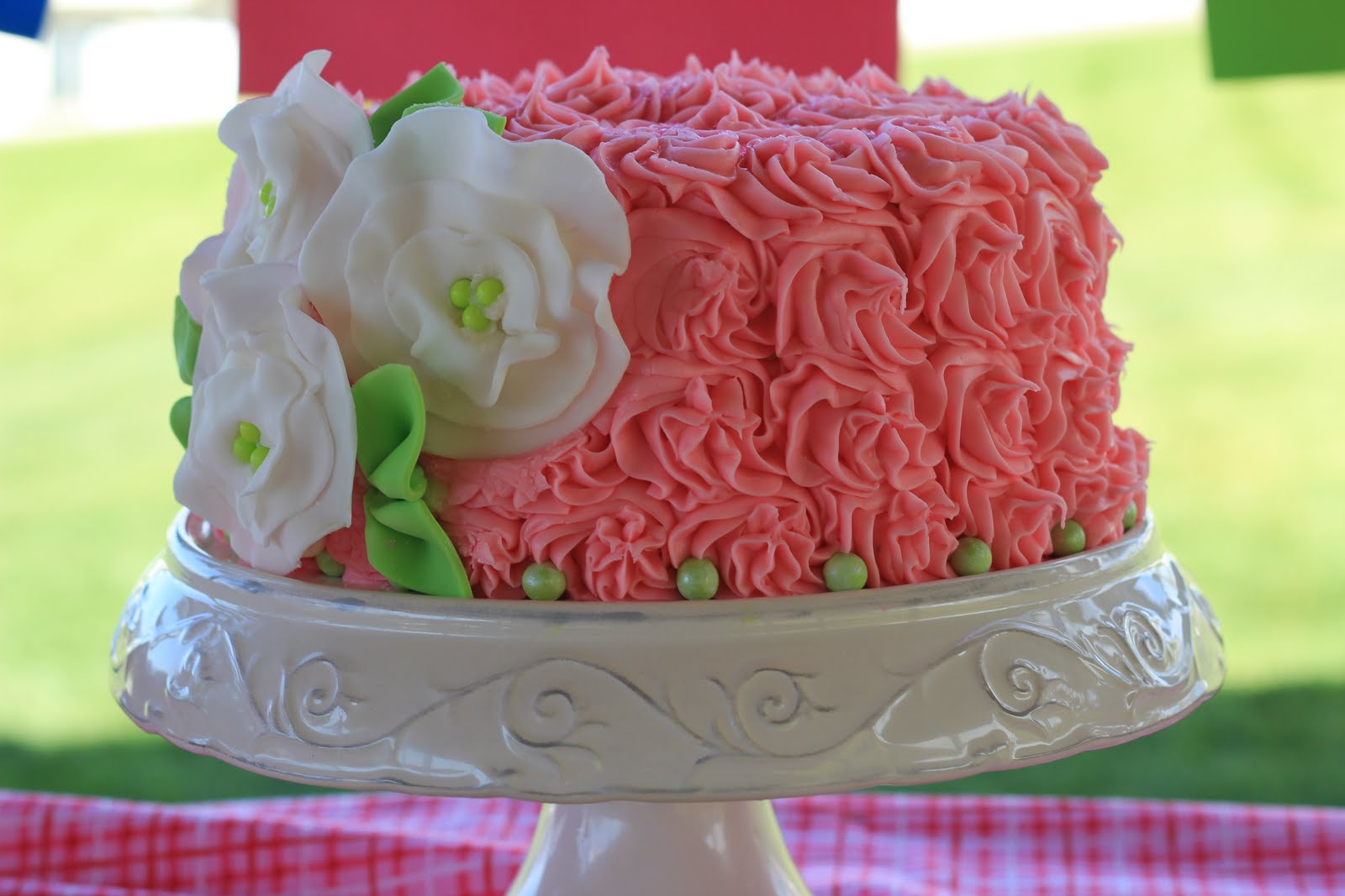 Most Beautiful Birthday Cake Images : theandersonquattro: Happy Birthday Stella Rose