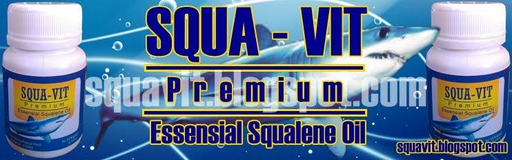 Squa Vit | Minyak Hati Ikan Hiu