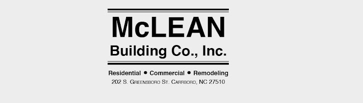 McLEAN Building Company