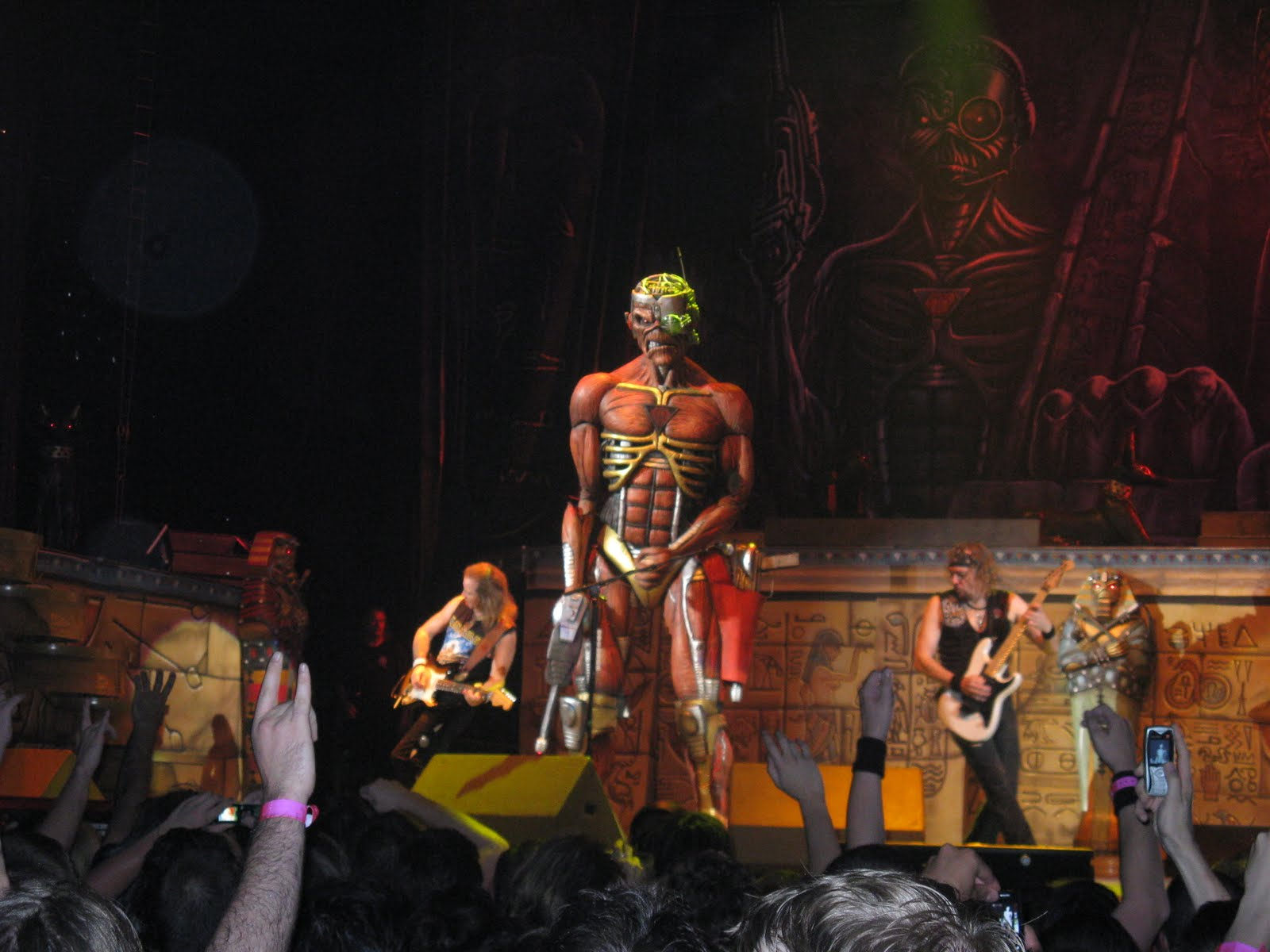 jimsmash nothing beats iron maiden live. Black Bedroom Furniture Sets. Home Design Ideas