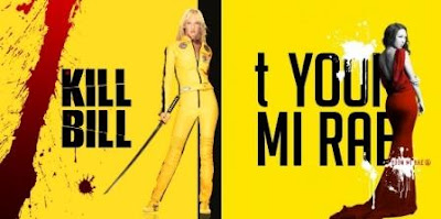 Yoon Mi Rae Tasha Kill Bill Get It In homage