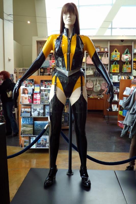 Silk Spectre II Watchmen movie costume