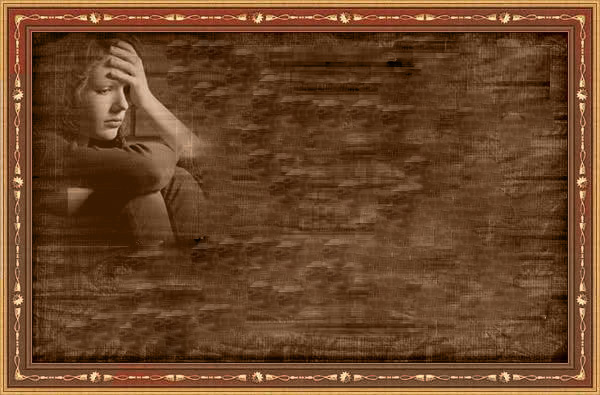 Frames Collections - Sad Girl Frames