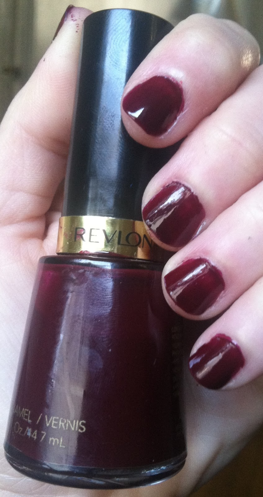 Whiskey In A Teacup: Top Ten Nail Polishes