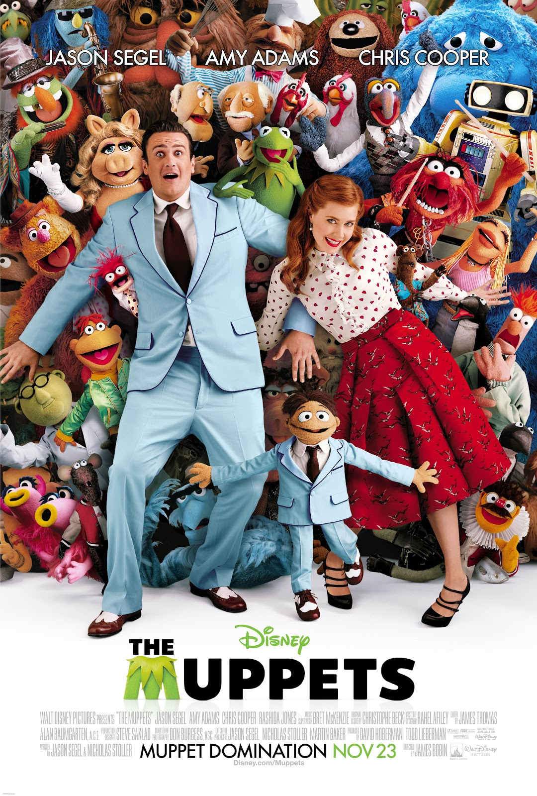 Los Muppets (The Muppets) ()